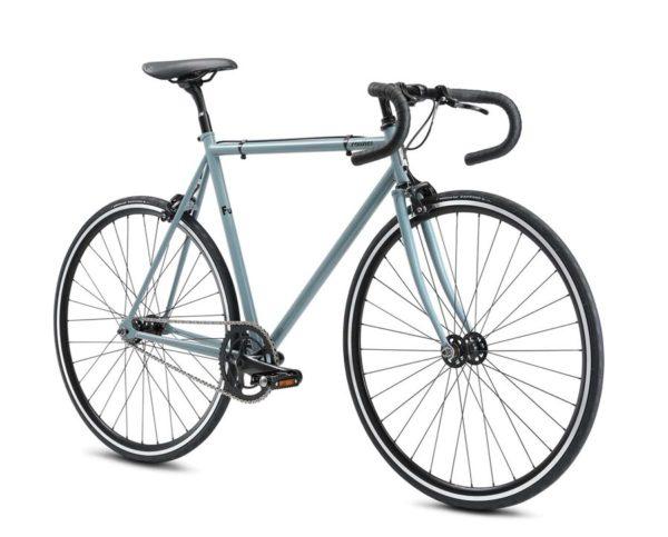 feather seriy 2 600x483 - Велосипед Fuji 2021 LIFESTYLE мод. Feather USA Cr-Mo Reynolds 520 р. 49 цвет холодный серый