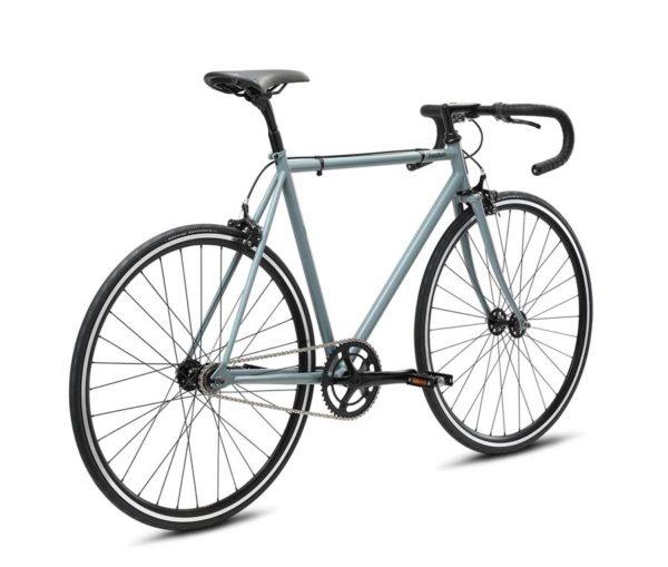 feather seriy 3 600x509 - Велосипед Fuji 2021 LIFESTYLE мод. Feather USA Cr-Mo Reynolds 520 р. 49 цвет холодный серый