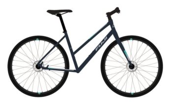 Велосипед Fuji 2021 FITNESS LADY мод. ABSOLUTE 1.3 ST USA A2-SL цвет темно-синий