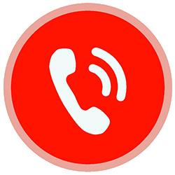 tel - Контакты красным